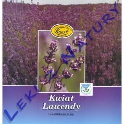 Lawenda Kwiat, Kwiat Lawendy 50g Kawon
